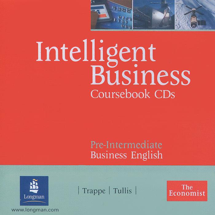 Intelligent Business: Pre-Intermediate (аудиокурс на 2 CD)