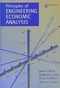 Principles of Engineering Economic Analysis, 4th Edition