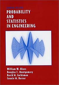 William W. Hines, Douglas C. Montgomery, David M. Goldsman, Connie M. Borror Probability and Statistics in Engineering ноутбук dell inspiron 3558 5216 core i3 5005u 2 0ghz 15 6 4gb 500gb dvd hd graphics 5500 linux black
