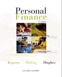 Personal Finance + CD + PFP + Resource Manual + Tax Update
