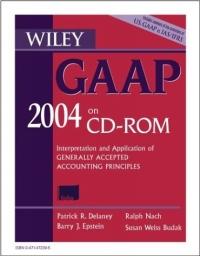 Wiley GAAP 2004, (CD ROM) : Interpretation and Application of Generally Accepted Accounting Principles bones винты для скейтборда bones vato 1