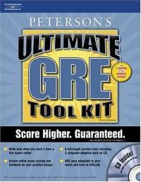 Книга Peterson's Ultimate GRE Tool Kit (Peterson's Ultimate Gre Tool Kit). Drew Johnson
