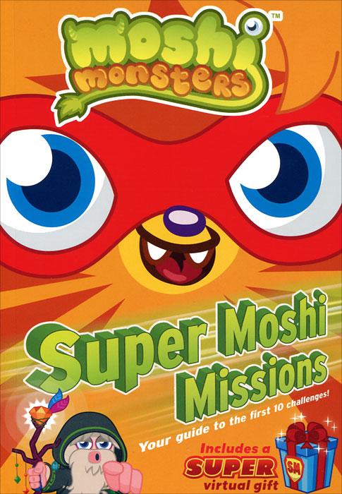 Super Moshi Missions