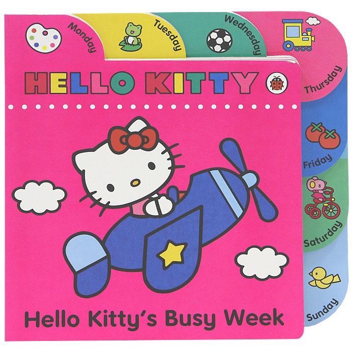 Hello Kitty's Busy Week