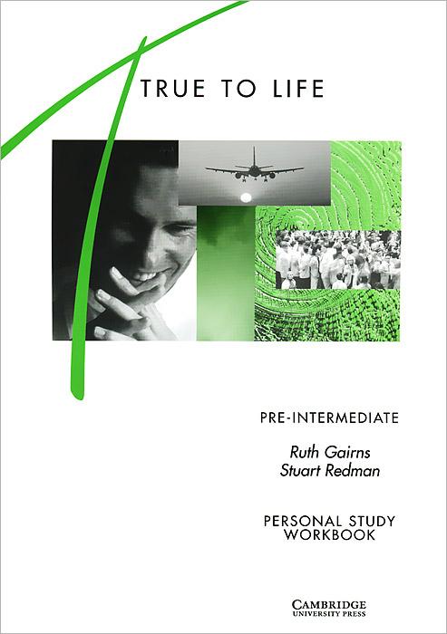 True to Life: Pre-Intermediate: Personal Study Workbook