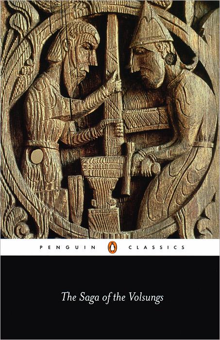 Книга The Saga of the Volsungs. Jesse L. Byock