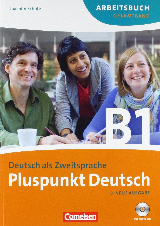 Kursbuch + Arbeitsbuch, m. Audio-CD (Gesamtband Lektion 1-14), 2 Tle.