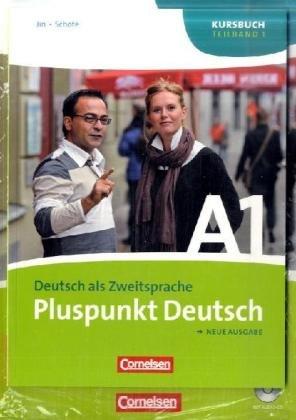 Kursbuch + Arbeitsbuch, m. Audio-CD (Lektion 1-7), 2 Tle.