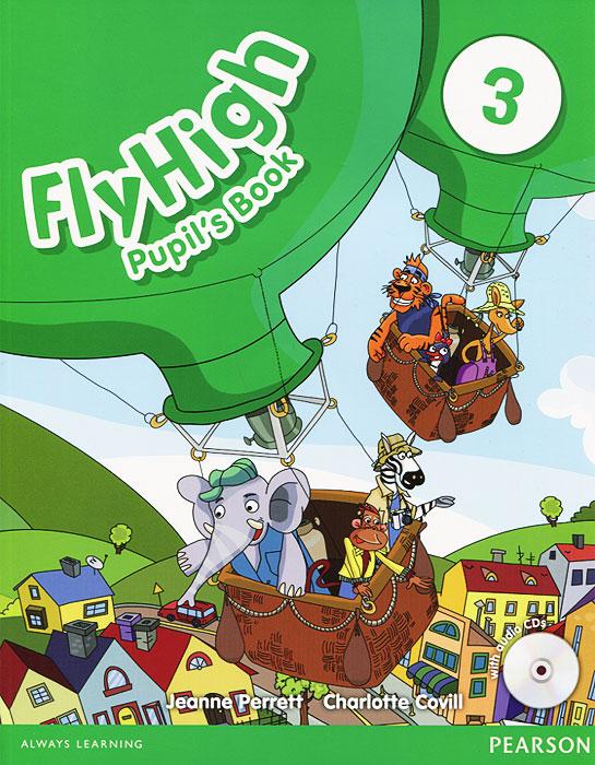 Fly High: Level 3: Pupil's Book (+ CD-ROM) 2pcs hsp 108004 0804 1 10 rc 4wd titanium aluminum shock absorber upgrade 1 10 rc car parts dual colors