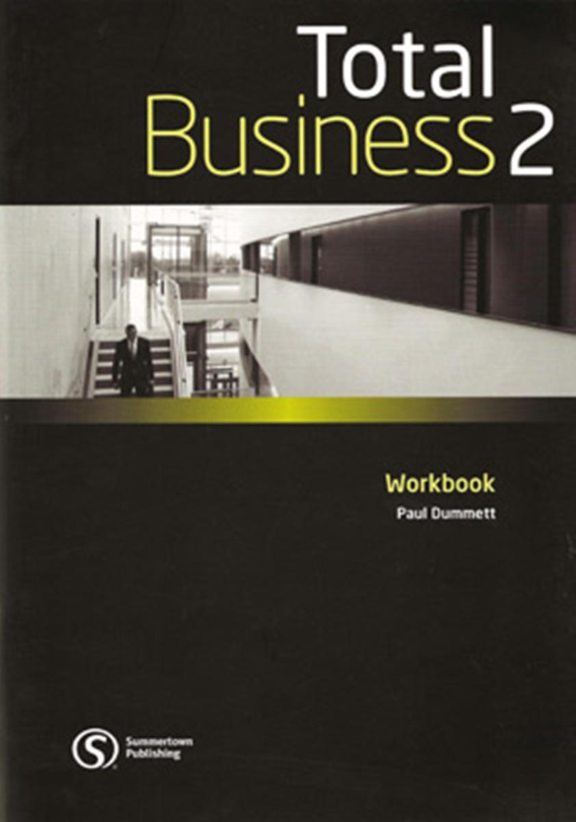 Total BusinEssential 2 Intermediate Workbook (with Key)