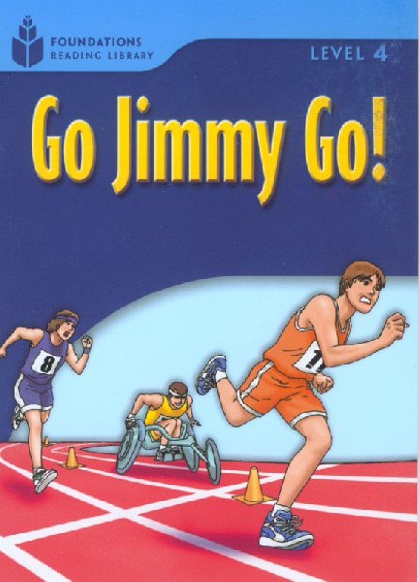 Waring R., Jamall M. Foundation Readers 4.2: Go Jimmy Go