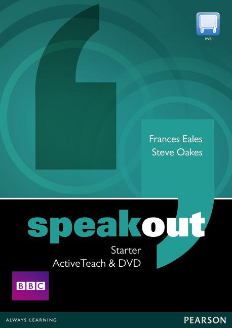 Frances Eales, Steve Oakes Speakout: Starter: Active Teach шапка peak performance peak performance trail черный