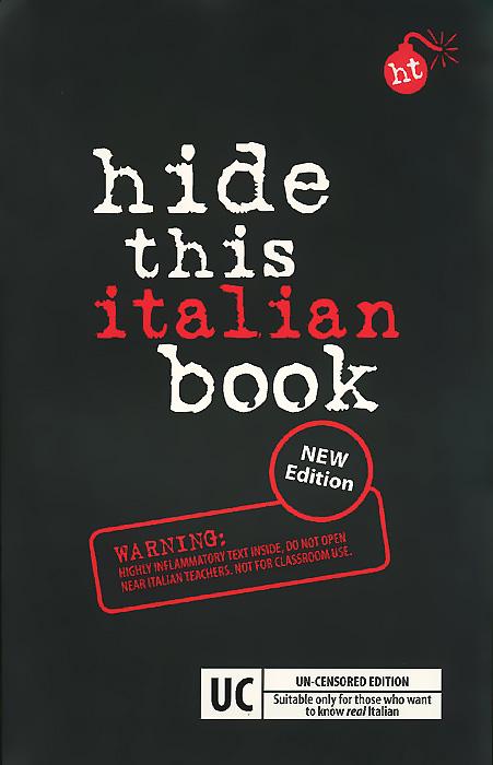 Hide This Italian Book hide this spanish book