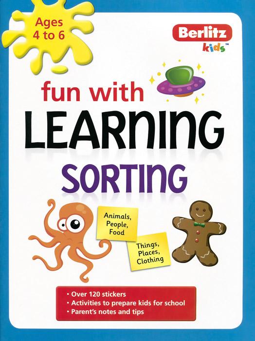 Berlitz Kids: Fun with English Sorting
