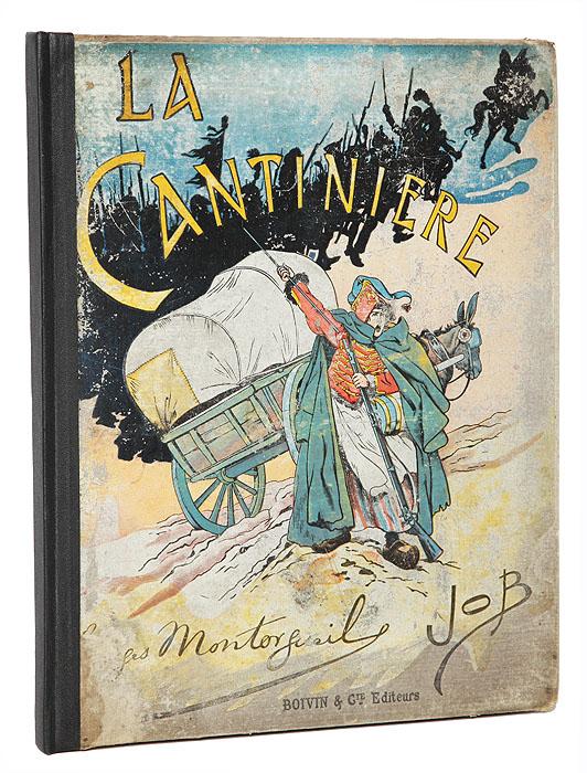 Маркитантка0120710Париж, 1898. Boivin & Cie. С великолепными цветными иллюстрациями Жака Онфруа де Бревилля. Типографский переплет. Сохранность хорошая. Жорж Монторгейль - один из псевдонимов автора книги (по названию одной из парижских улиц квартала Монмартр - Rue Montorgueil). Настоящее его имя: Октав Лебесг Жорж. Начинал свою карьеру как журналист. Работал в Лионе, затем в Париже. Пользовался также псевдонимами: Жан Вальжан, Жерминаль, Карибер и др. Печатался в журналах Битва, Лозунг, Эхо Парижа, Молния. Монторгейль написал две лирические драмы, а также трудился над созданием иллюстрированных альбомов по истории Франции. Художник, иллюстрировавший издание - Джоб. Это мастер широко известный во Франции. Настоящее его имя: Жак Онфруа де Бревилль. Первые буквы его имени и фамилии составляют его псевдоним. Джоб приобрёл известность как художник-карикатурист. Он известен своими работами Иллюстрированный Жиль Блаз, Иллюстрированный Фигаро, Парижская жизнь. Джоб...