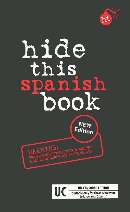 Hide This Spanish Book hide this spanish book