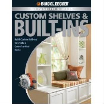 Complete Guide to Custom Shelves & Built-ins