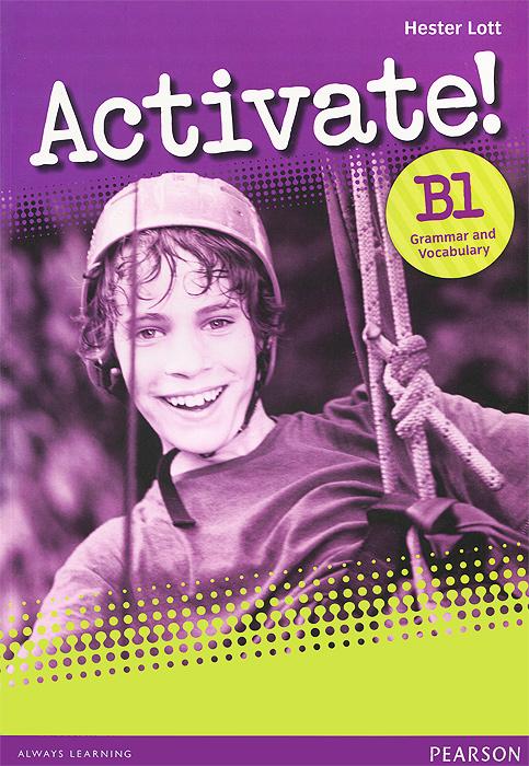 Hester Lott Activate! B1 Grammar and Vocabulary Book кабель vga tv com qcg341ad 3m qcg341ad 3m