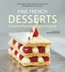 Vincent Boue. Fine French Desserts