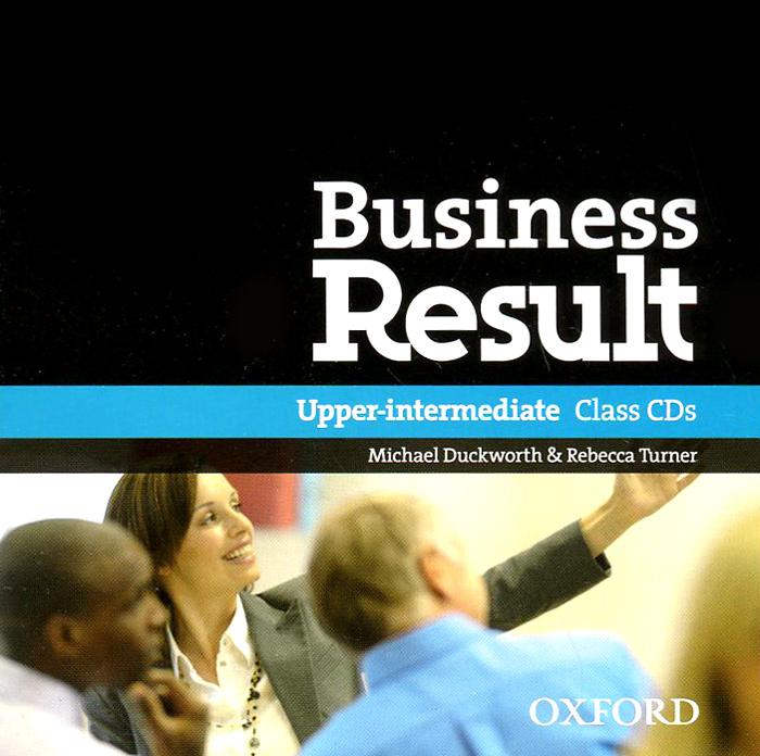 Business Result: Upper-intermediate: Class CD (аудиокурс на 2 CD)