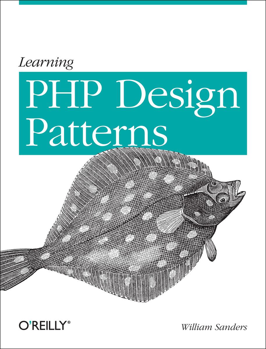 Sanders Learning PHP Design Patterns license php