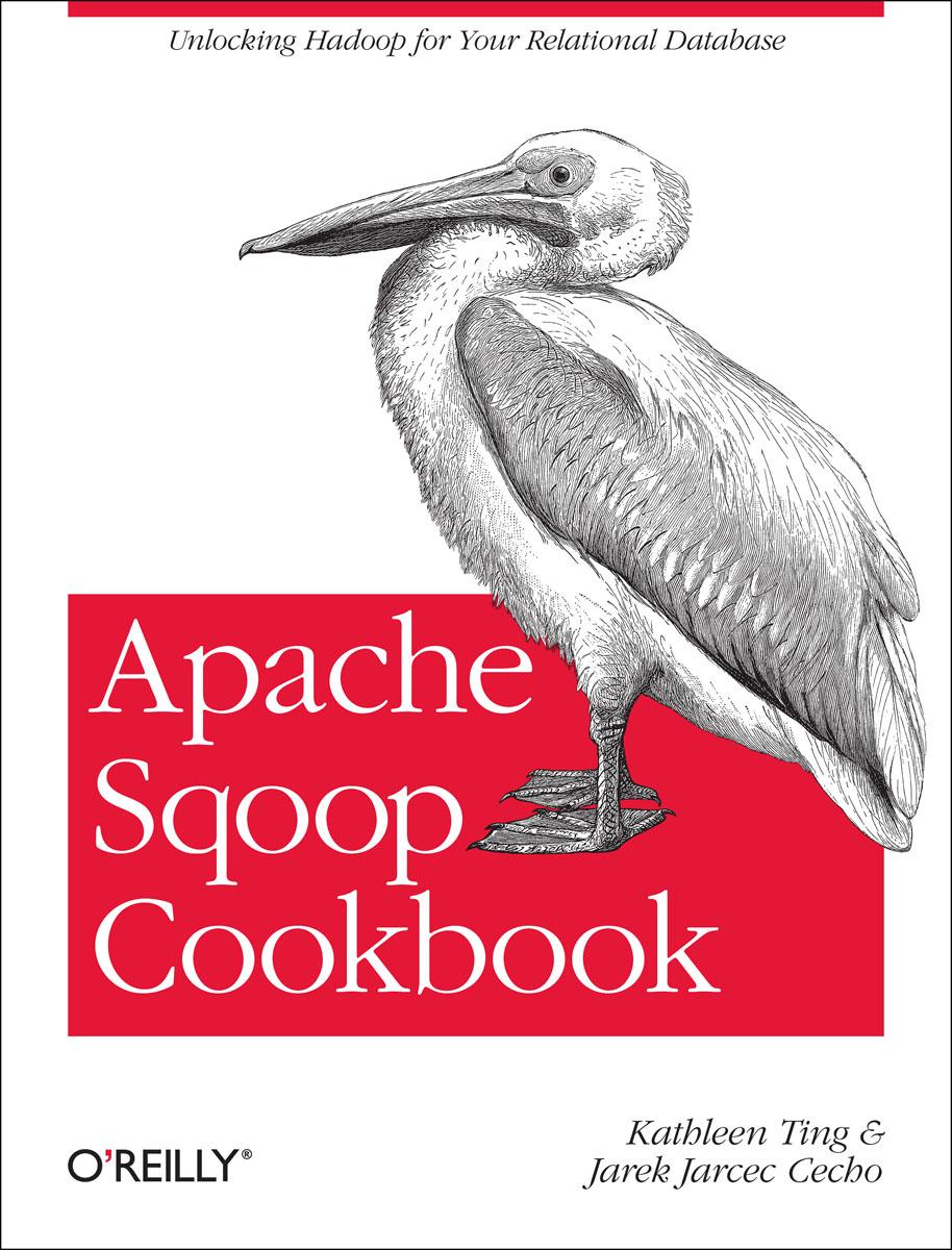 Ting. Apache Sqoop Cookbook