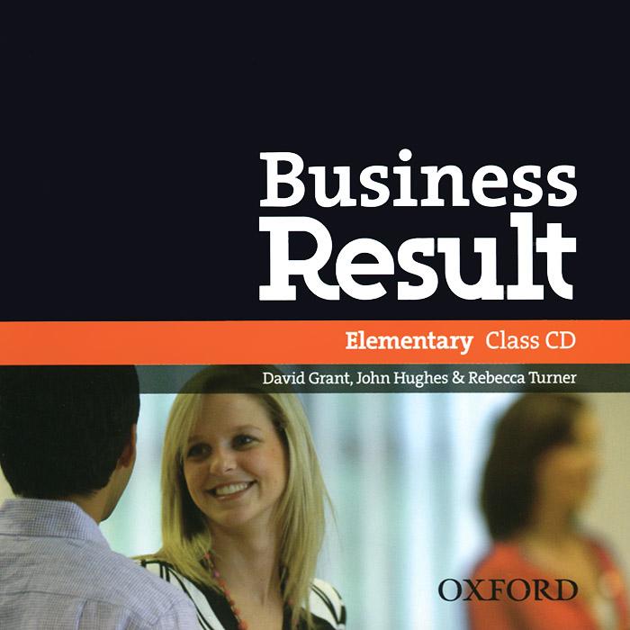 Business Result: Elementary (аудиокурс на 2 CD)