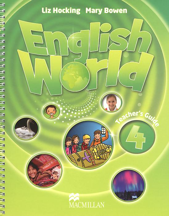 English World: Level 4: Teacher's Guide гель для бровей touch in sol brow gellin bar 16 гр тон 2 rachel