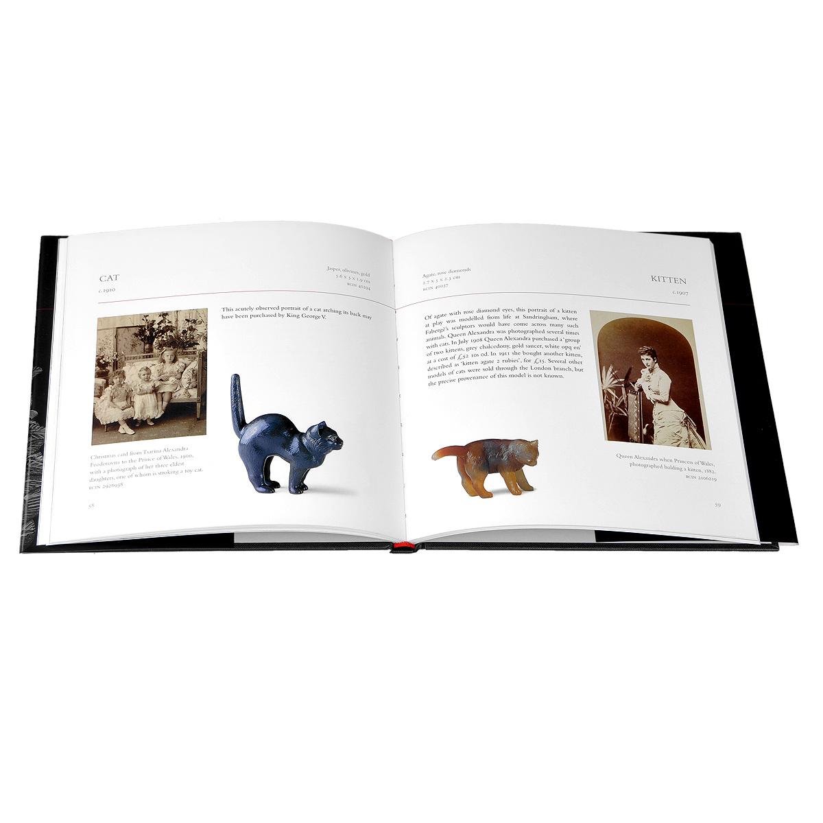 Caroline de Guitaut. Faberge's Animals: A Royal Farm in Miniature