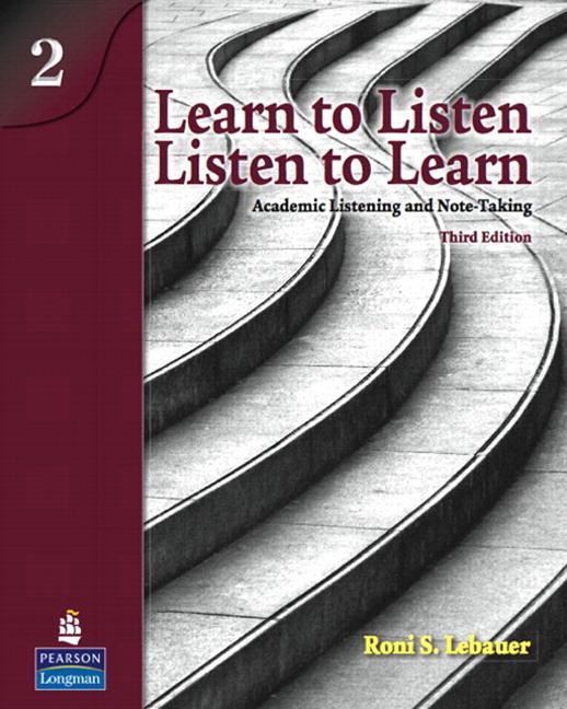 Learn to Listen, Listen to Learn 2 SB+ Audio CD cosmic kids 1 workbook