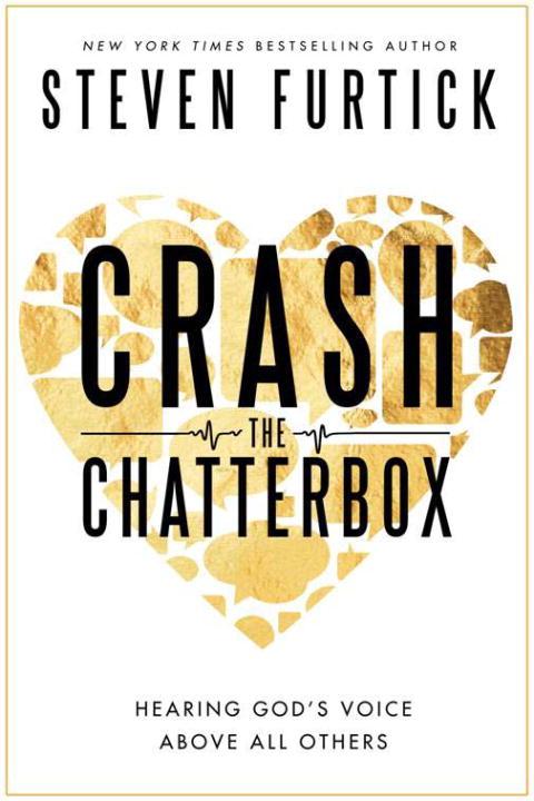 FURTICK, STEVEN. CRASH THE CHATTERBOX (EXP)