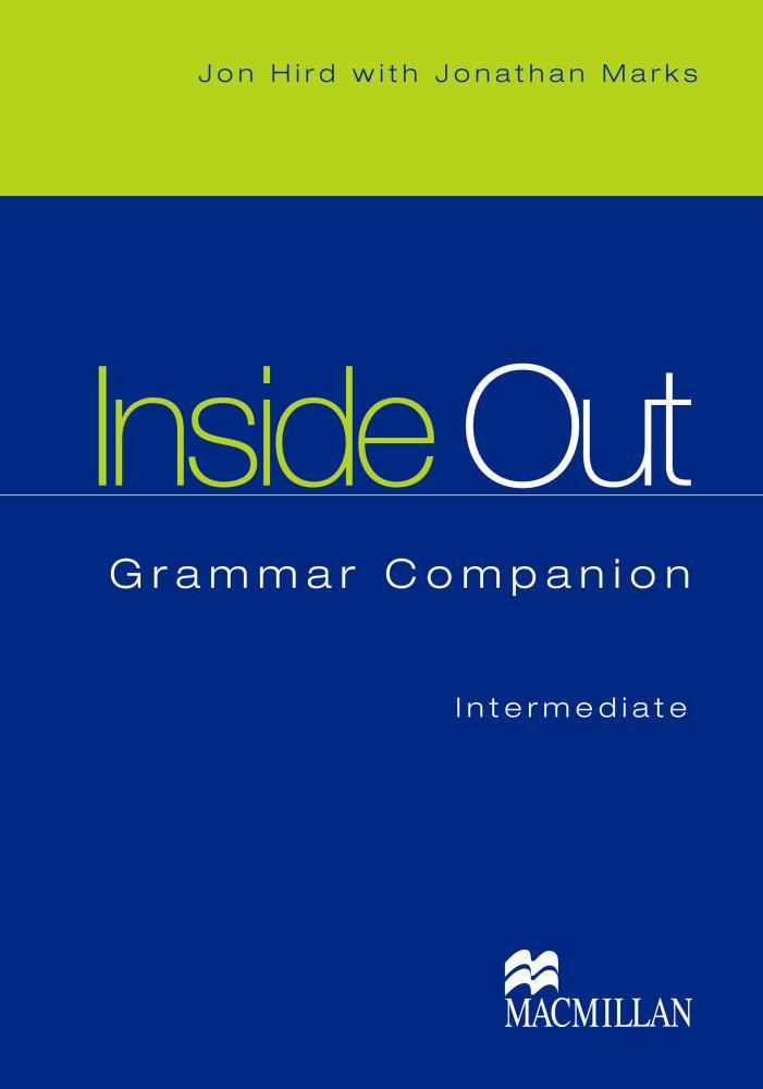 Kay, S, Jones, V et al Inside Out Int Gram Companion #ост./не издается# new inside out pre int cl cd x3
