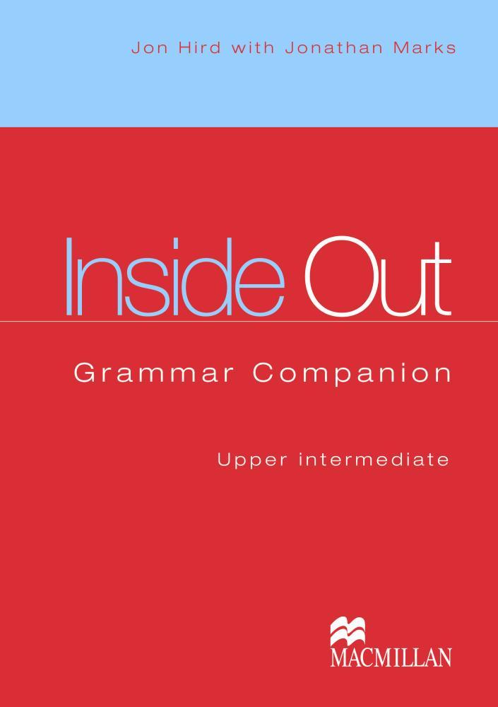 Kay, S, Jones, V et al Inside Out Up-Int Gram Companion #ост./не издается# new inside out pre int cl cd x3