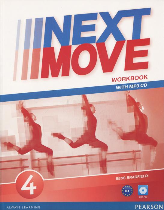 Next Move 4: Workbook (+ MP3) ноутбук dell vostro 5568 5568 2907 5568 2907