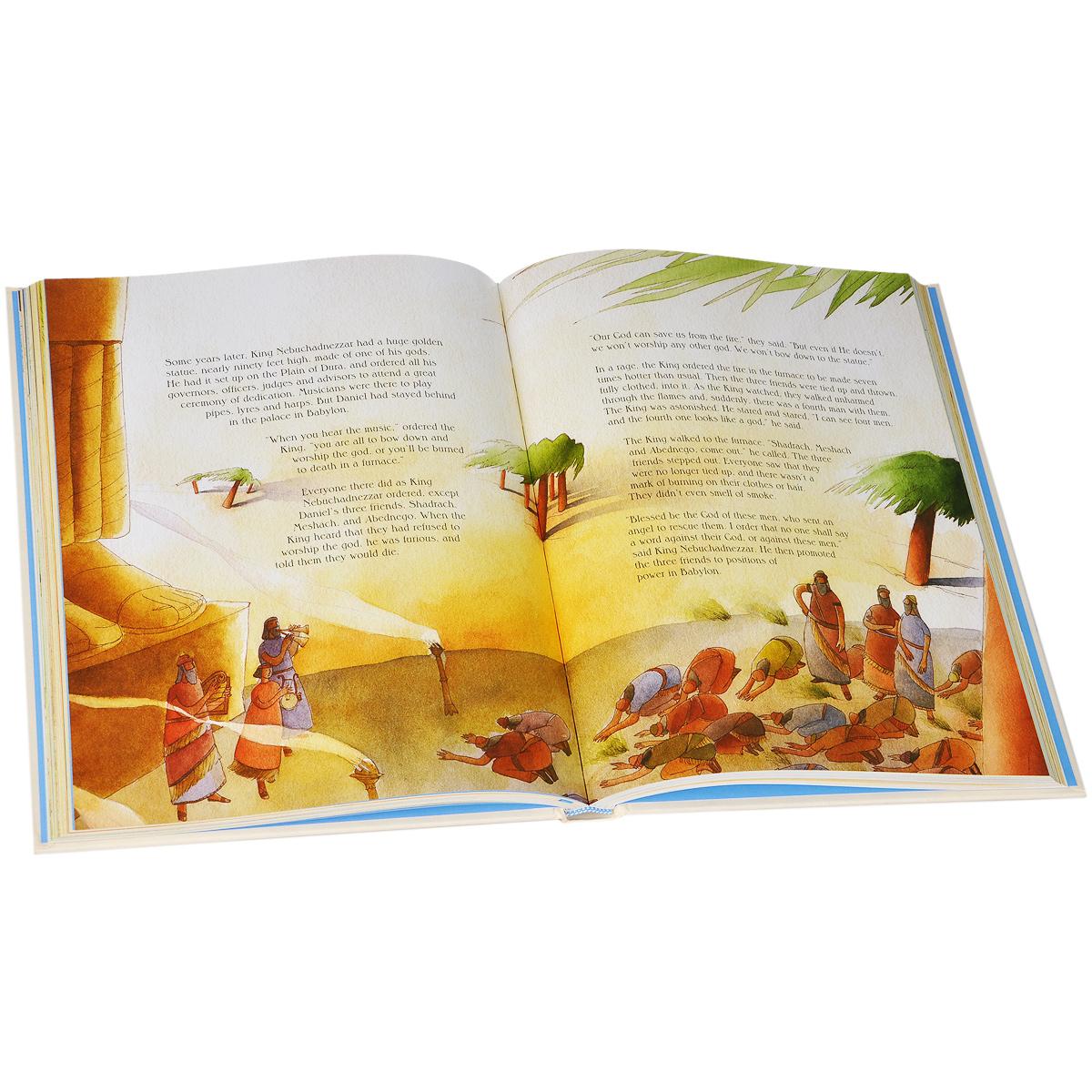 Heather Amery. The Usborne Illustrated Children's Bible