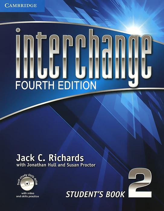 Jack C. Richards, Jonathan Hull, Susan Proctor Interchange: Level 2: Student's Book (+ DVD-ROM) картридж cactus cs cf303ar пурпурный