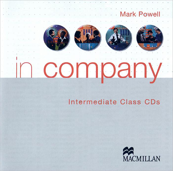 In Company: Intermediate Class Audio CDs (аудиокурс на 2 CD)