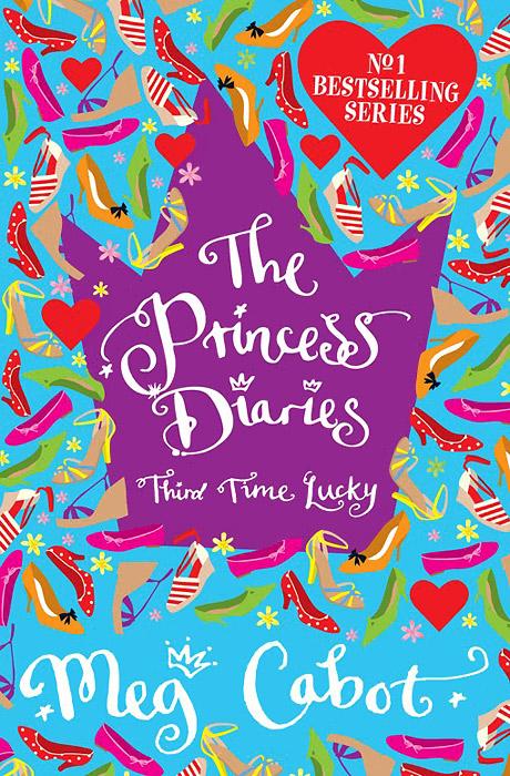 Meg Cabot The Princess Diaries: Third Time Lucky meg cabot tommy sullivan is a freak