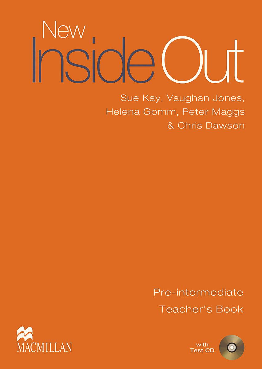 New Inside Out: Pre-Intermediate: Teacher's Book (+ CD) new inside out pre int cl cd x3