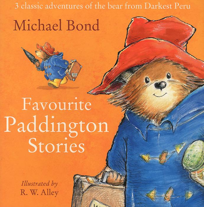 Paddington - Favourite Paddington Stories imersion малый объемный трезубец 267 темный imersion