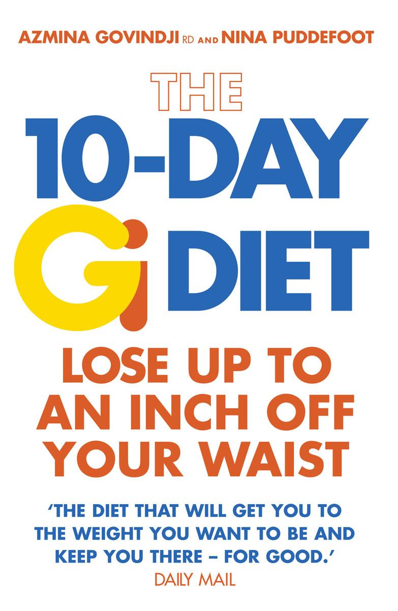 Govindji, Azmina, Govindji Nutrition Ltd, Puddefoot, Nina. 10-Day Gi Diet