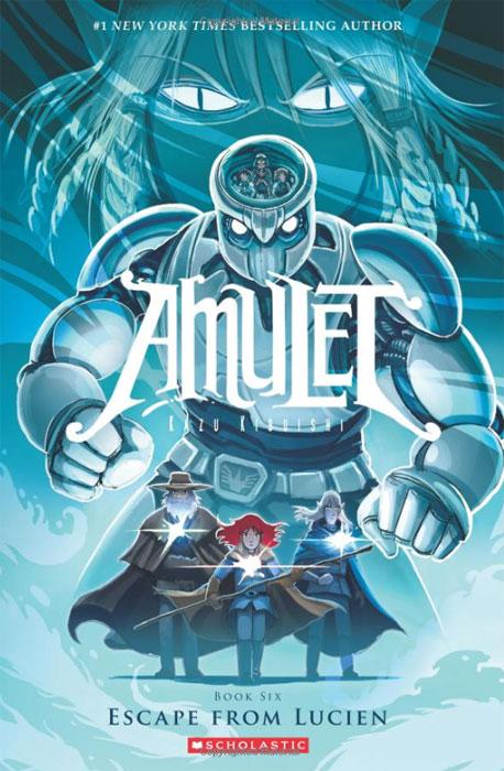 Amulet №6: Escape From Lucien