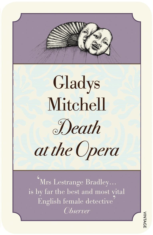 Mitchell, Gladys Death at the Opera