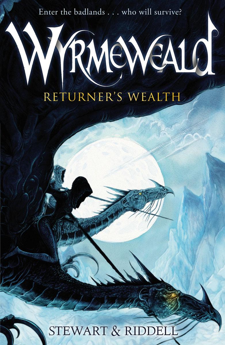 Paul Stewart, Chris Riddell Wyrmeweald: Returner's Wealth chris wormell george and the dragon