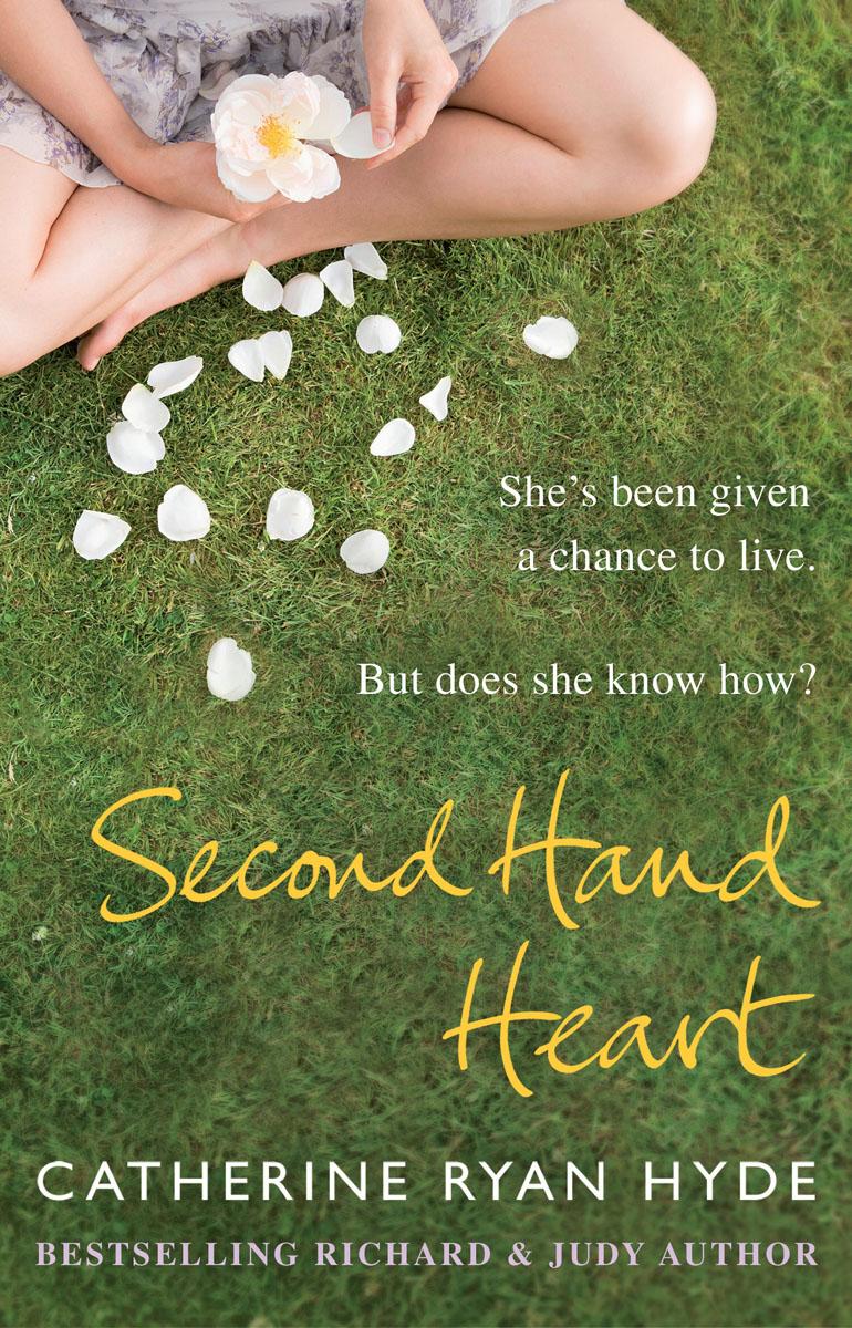 Ryan Hyde, Catherine Second Hand Heart catherine ryan hyde love in the present tense
