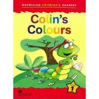 Macmillan Children's Readers Level 1 Colin's Colours dumbo level 1