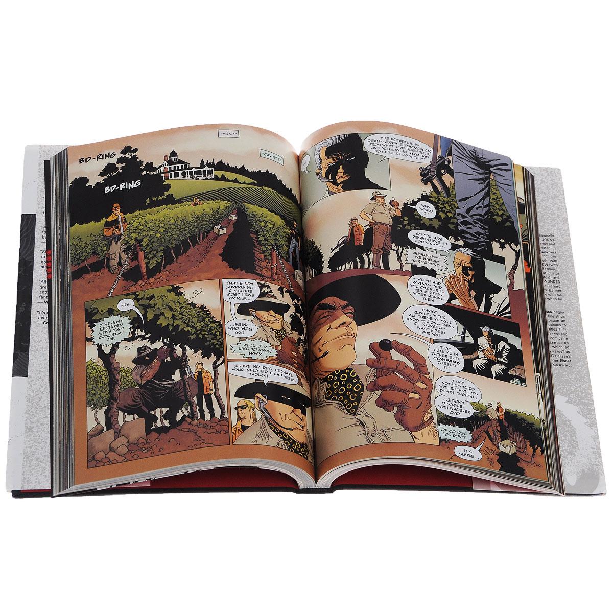 Книга 100 Bullets: The Deluxe Edition: Book 5. Brian Azzarello, Eduardo Risso