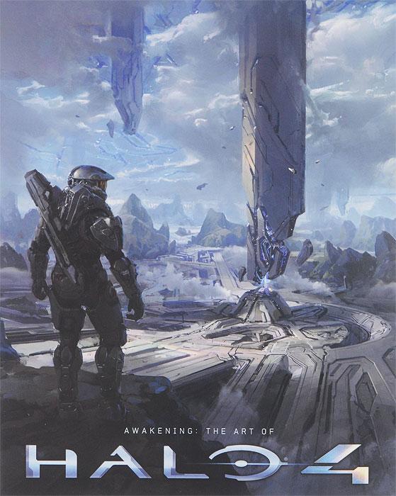 Paul Davies. Awakening: The Art of Halo 4