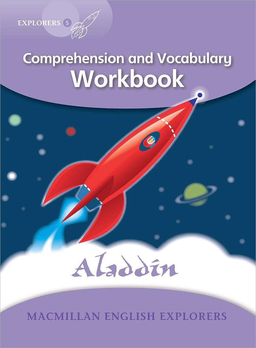 Louis Fidge Aladdin: Comprehension and Vocabulary Workbook: Level 5 aladdin