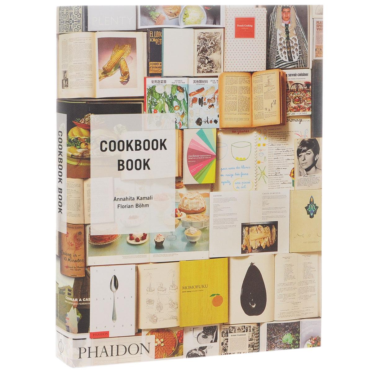 Annahita Kamali, Florian Bohm Cookbook Book richard strauss karl bohm salome